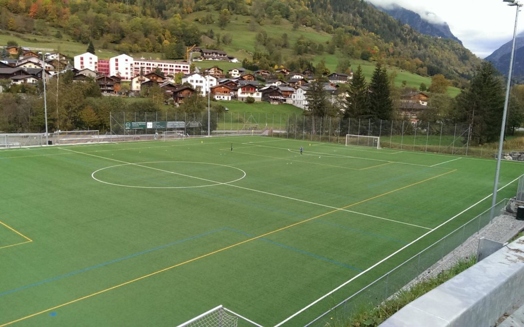 Le Châble – Terrain de football