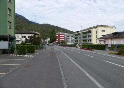 Monthey – Avenue de l'Europe – Etape 1