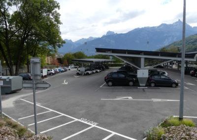 Monthey – Parking de la place d'Armes