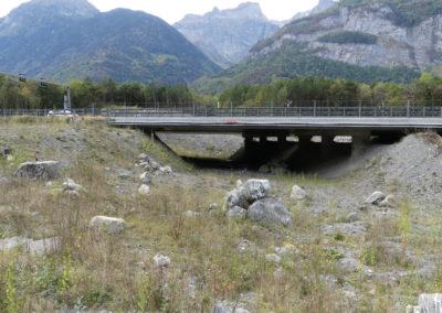 St-Maurice – Passage à faune sous l'A9