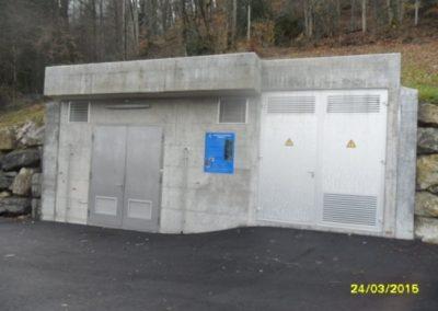 Vionnaz – Micro centrale hydroélectrique
